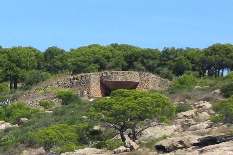 bunkers de roses